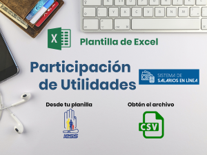 FORMULARIO DE PARTICIPACION DE UTILIDADES PORTADA