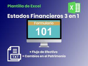 ESTADOS FINANCIEROS SRI Y SCVS (F101-EFE-ECP)