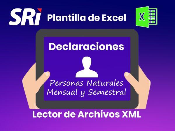 DECLARACIONES PERSONAS NATURALES PORTADA