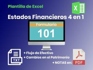 ESTADOS FINANCIEROS 4 EN 1
